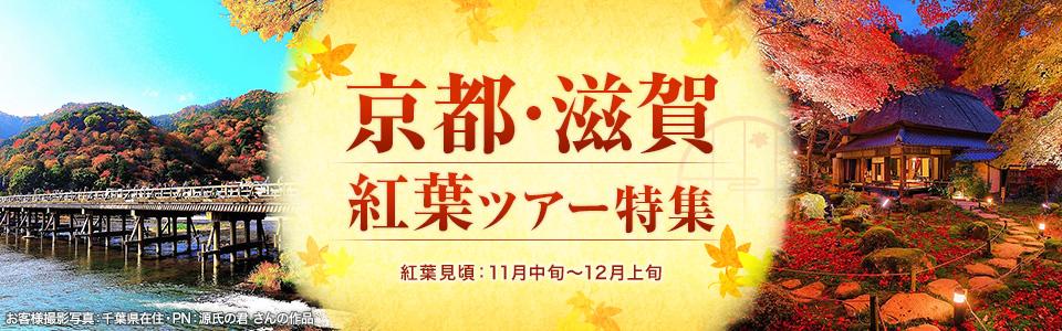 京都紅葉スポットのご紹介